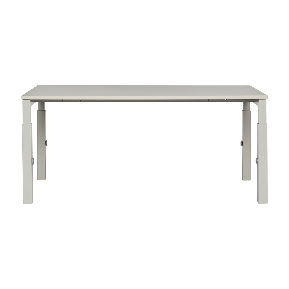Boring Height Adjustable Desk