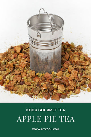 Kodu Loose Tea - Apple Pie Blend