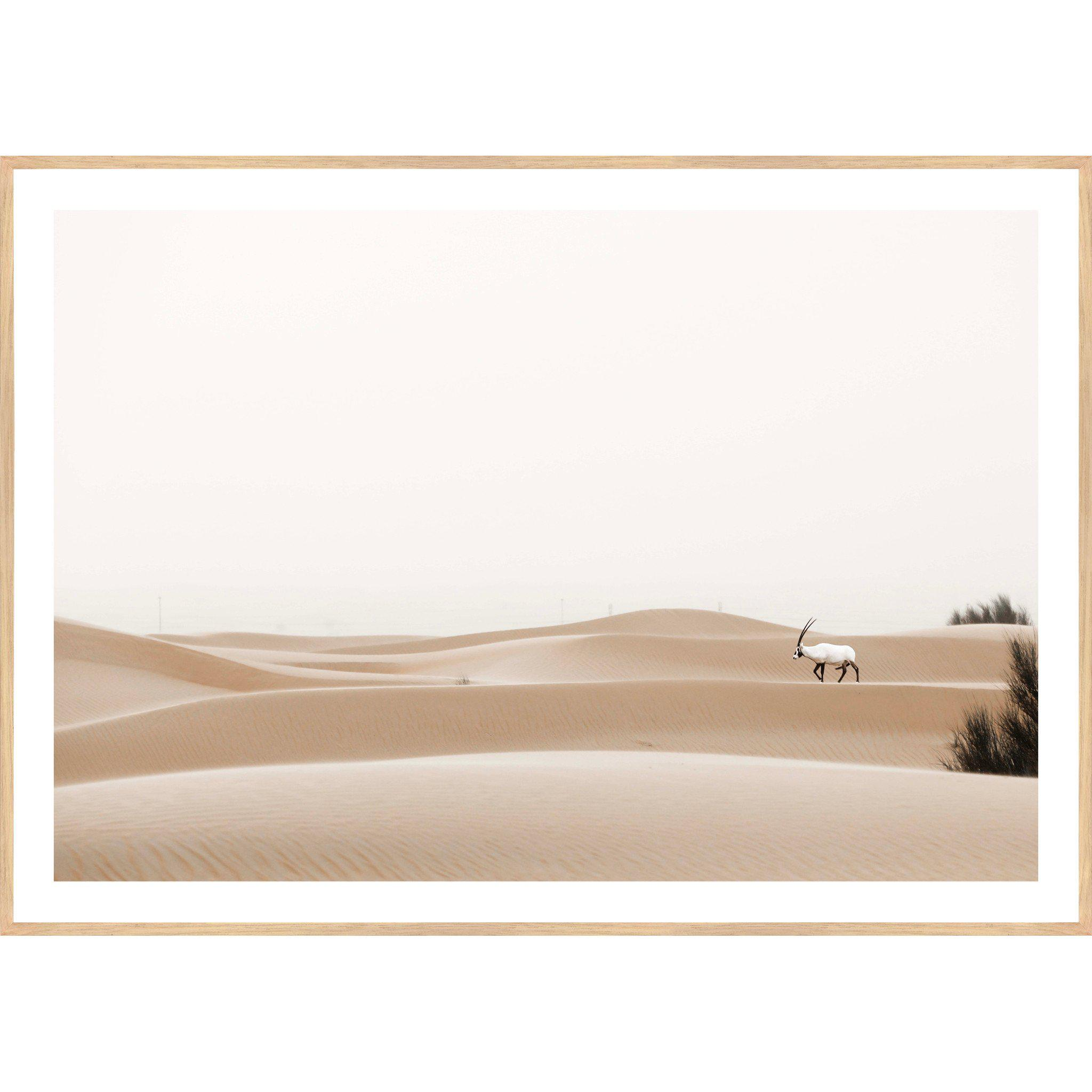 Mirage - Wall Art Print, Landscape