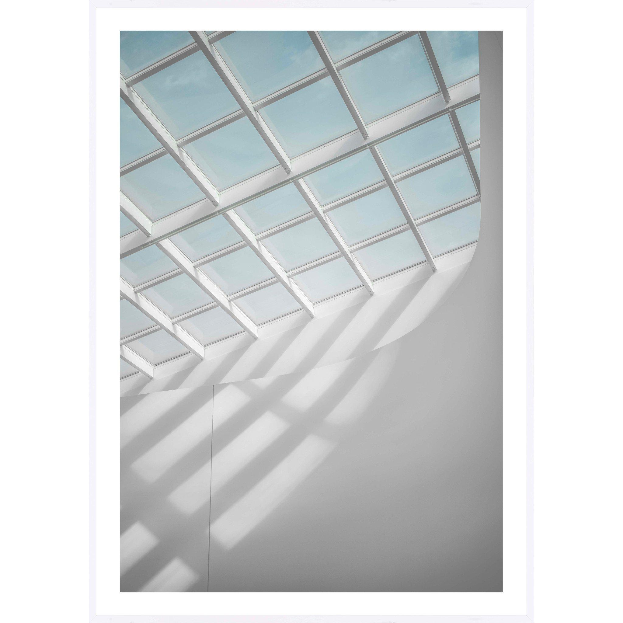 Glass Ceilings - Art Print, Portrait - mykodu