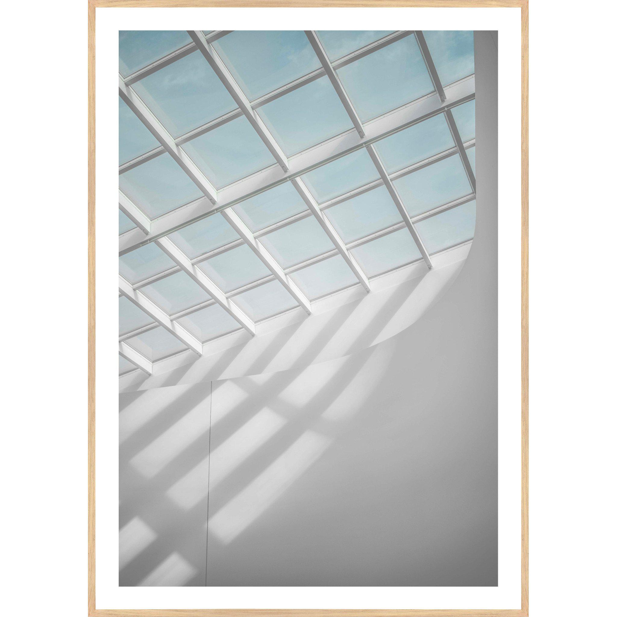 Glass Ceilings - Art Print, Portrait