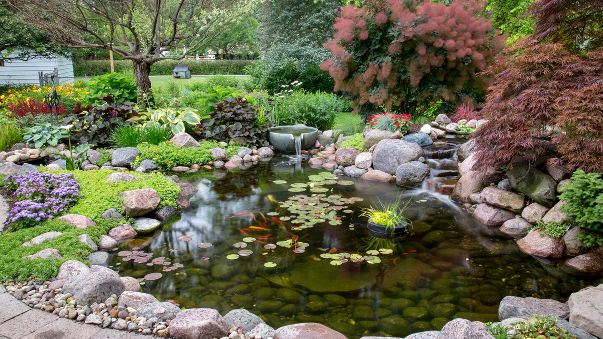 Garden Water Features From Waterfeature Shop