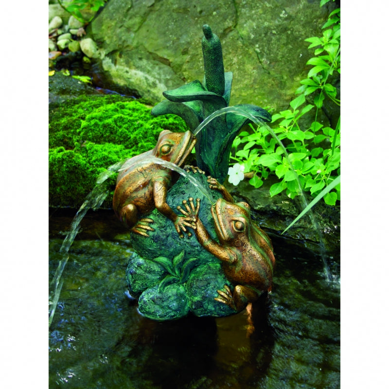 Frog Pond Spitter - Aquascape Water Feature UK - WaterFeature.Shop