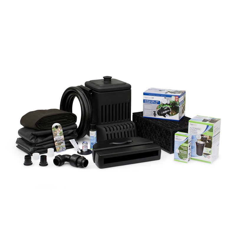 Pondless Waterfall Kit - Small Deluxe - WaterFeature.Shop