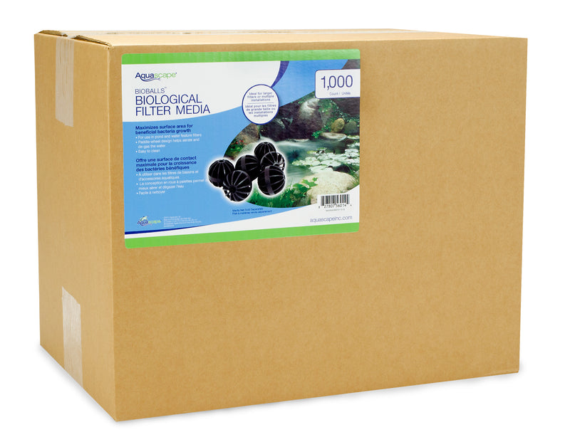 FILTER MEDIA - 1,000 BioBalls - UK - WaterFeature.Shop