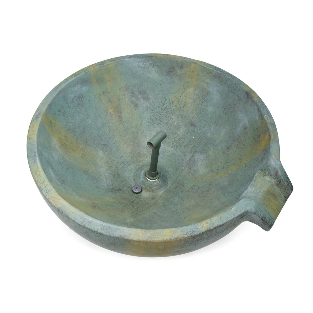 "Spillway Bowl 32"" - WaterFeature.Shop"