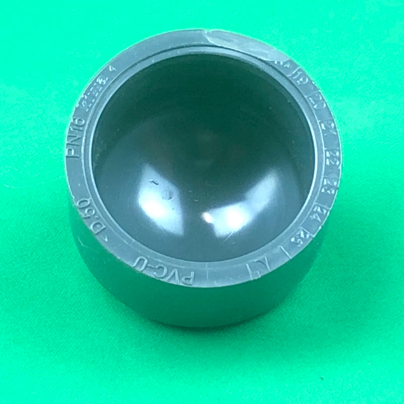50mm Solvent Cap - WaterFeature.Shop