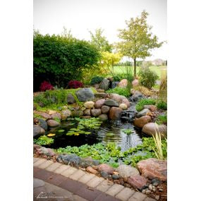 Aquascape UK Small Pond Kit 2m x 3m x 60cm - WaterFeature.Shop