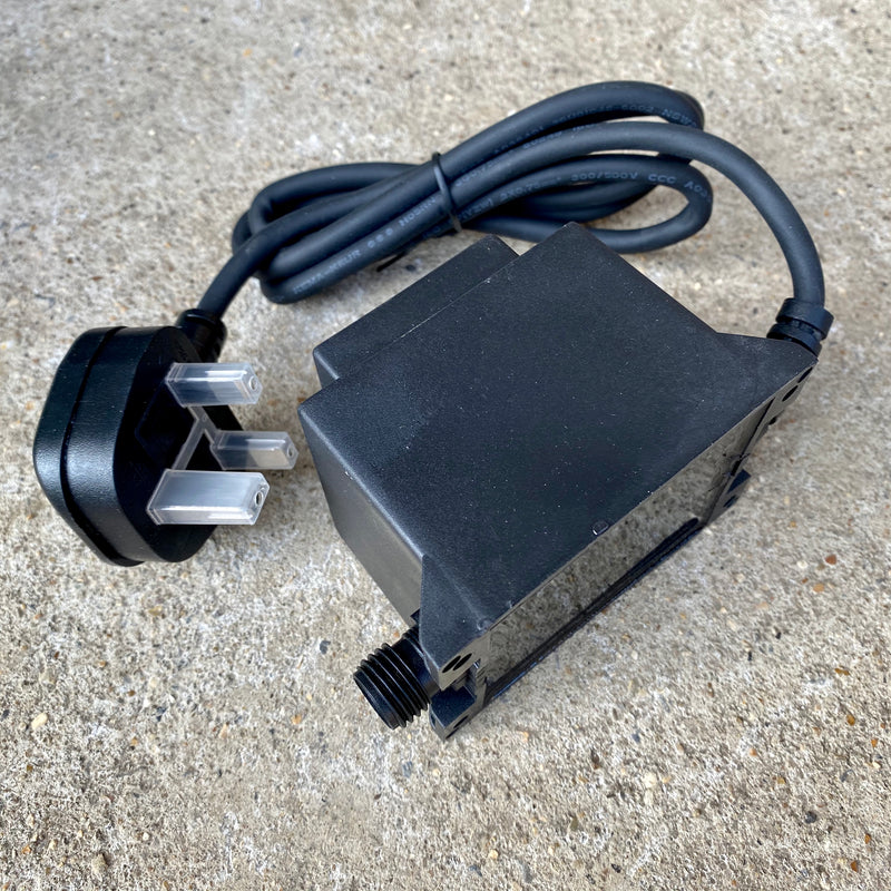 50 Watt - 12v - Transformer - WaterFeature.Shop