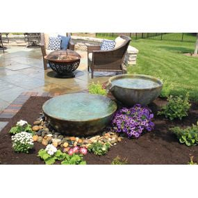 Aquascape UK Spillway Bowl and Basin Kit - WaterFeature.Shop