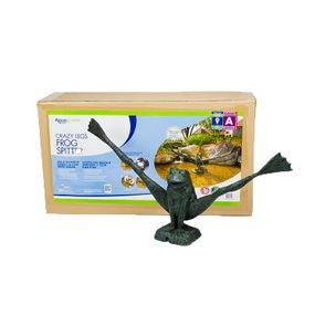 Aquascape UK Crazy Legs Frog Spitter - WaterFeature.Shop