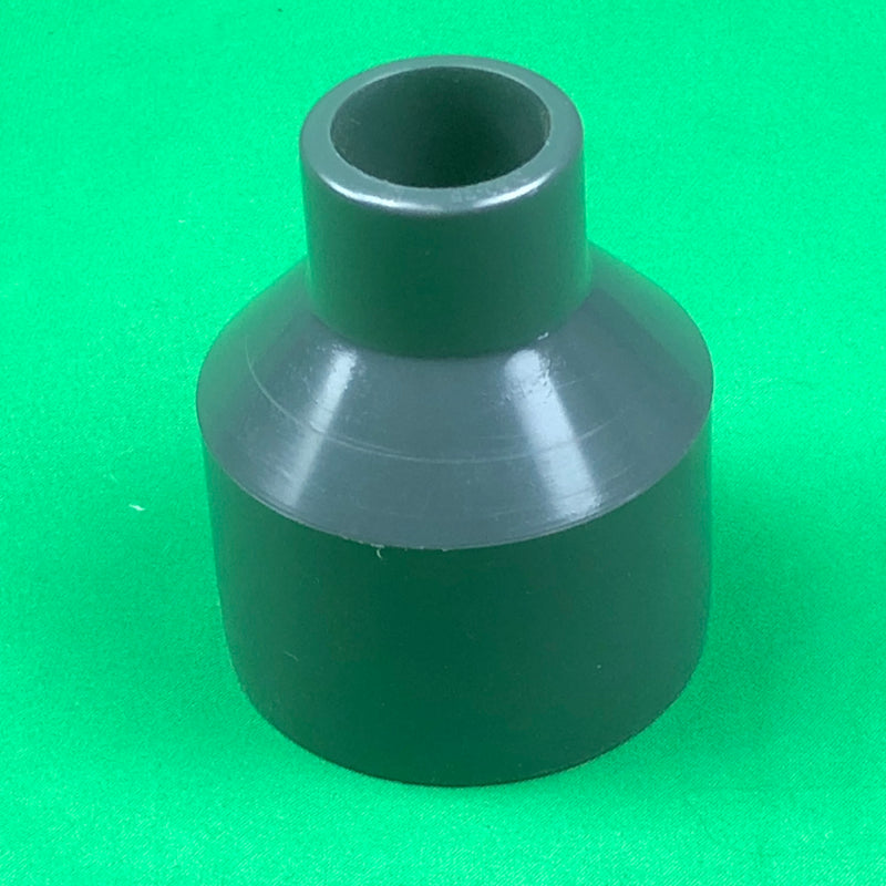 63mm to 25mm Conical Solvent Reducer - WaterFeature.Shop