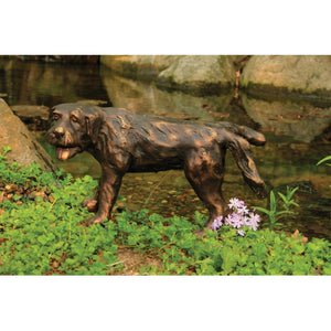 Aquascape UK Naughty Dog Spitter - Water Feature - WaterFeature.Shop