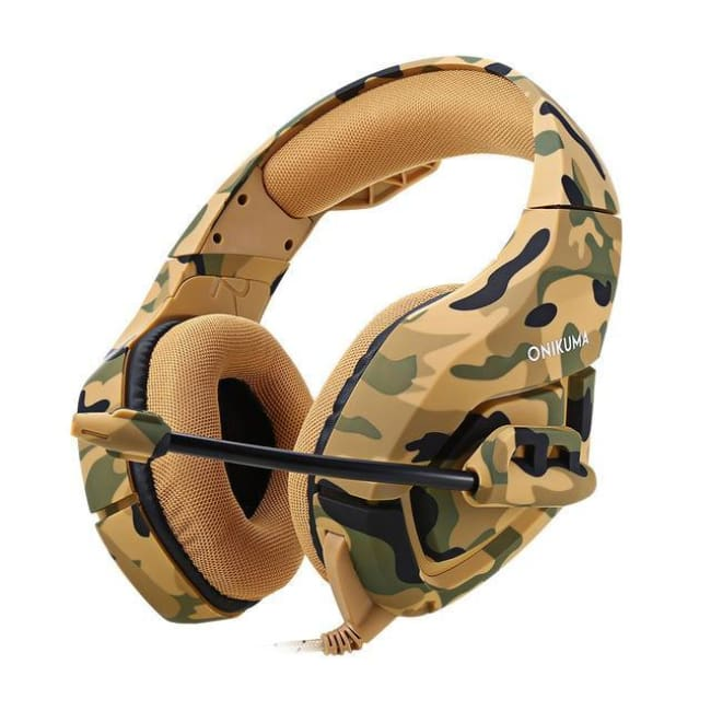 38d068389d1 ... Load image into Gallery viewer, Premium Fortmic Gaming Headset - Green  Camo Edition ...