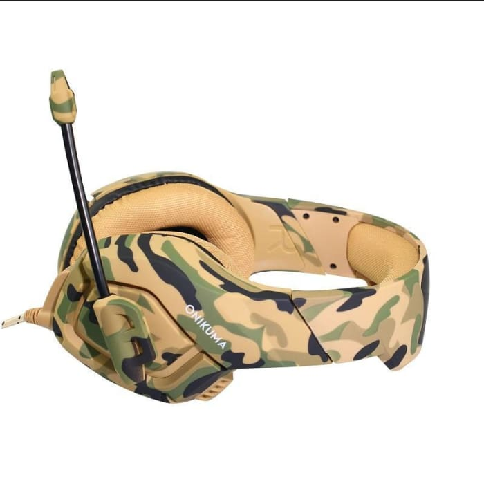 98826ddf97e ... Camo Edition; Load image into Gallery viewer, Premium Fortmic Gaming  Headset ...