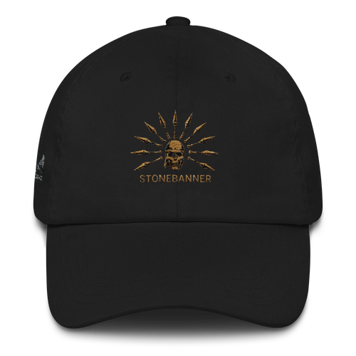 STONEBANNER I flexfit hat - Black