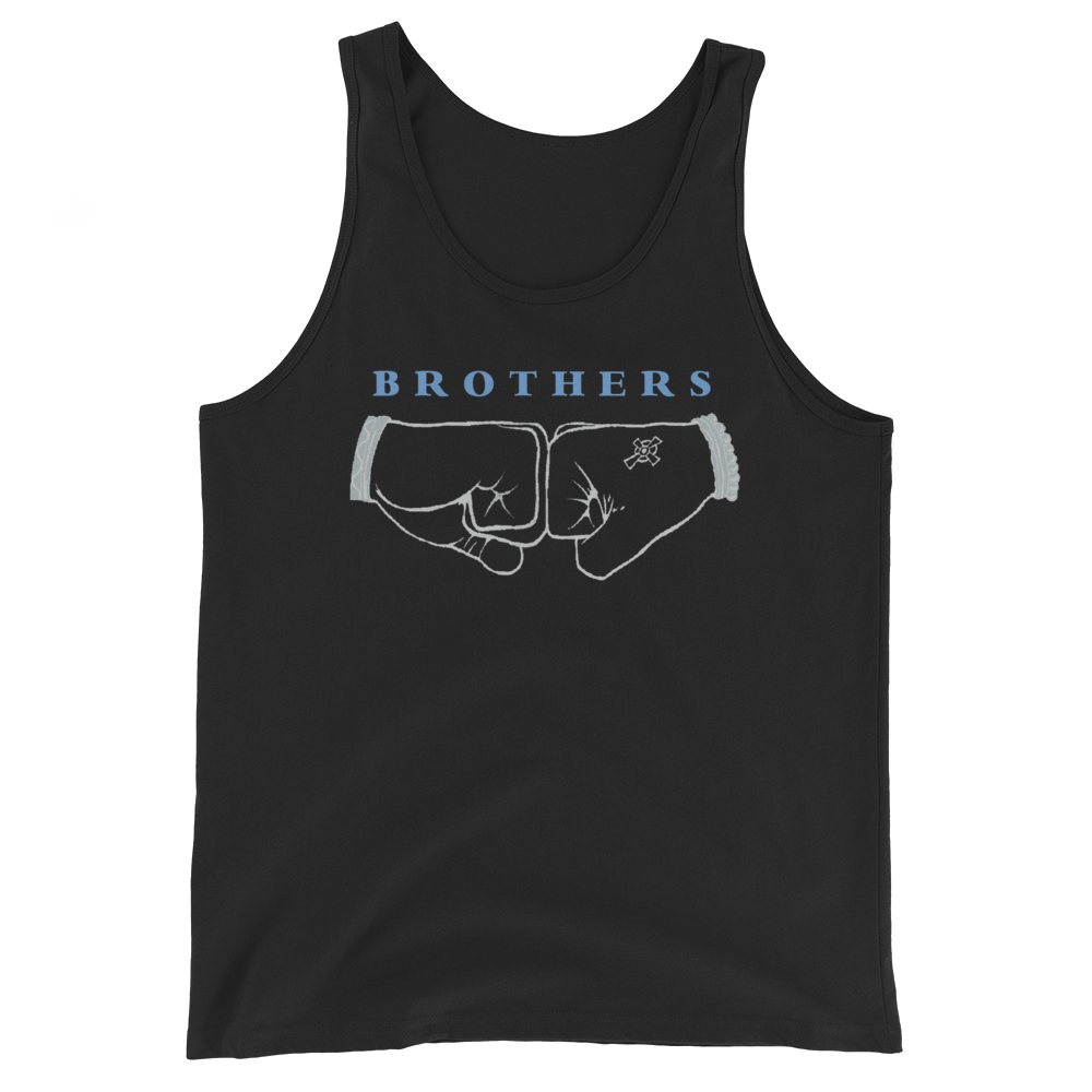 BROTHERS Tank Top - Black