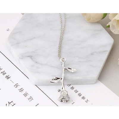 Forever Rose Necklace