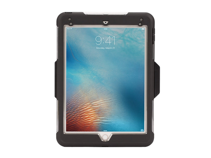 Survivor Extreme for iPad Pro 9.7-inch and iPad Air 2, Black/Clear