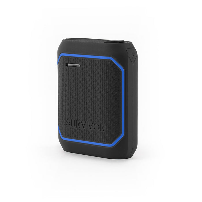 Survivor, Rugged Power Bank Battery, 10,050 mAh