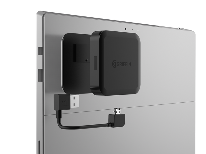 Griffin Mobile USB-A Smart Card Reader