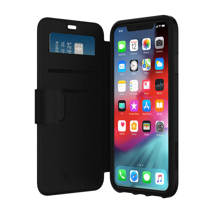 Griffin Surivor Strong Wallet for iPhone Xs Max