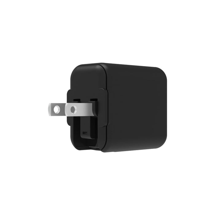 Griffin PowerBlock USB-C PD 18W Wall Charger with USB-C to Lightning Cable