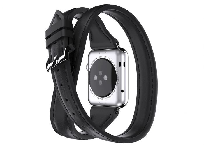 Uptown Double-Wrap Band for Apple Watch 38mm