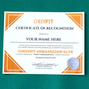 Elite Digital Certificate