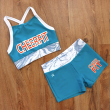 Load image into Gallery viewer, CHEERFIT Official Sports Bra