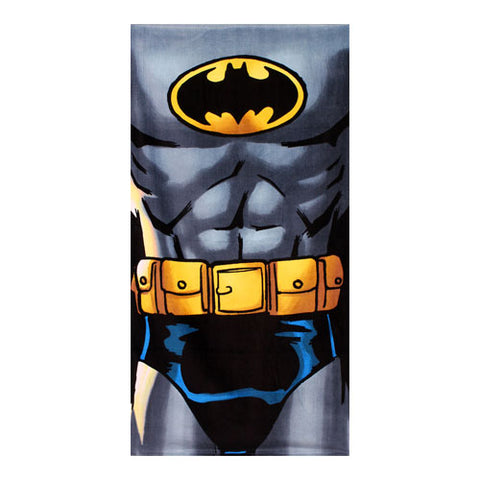 OFFICIAL BATMAN BEACH TOWEL