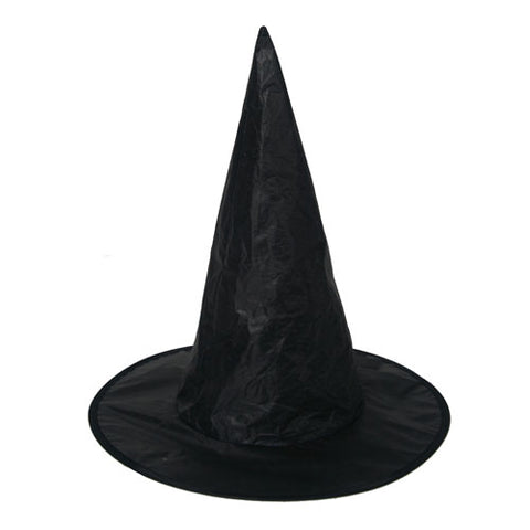 KIDS HALLOWEEN BLACK WITCH HAT