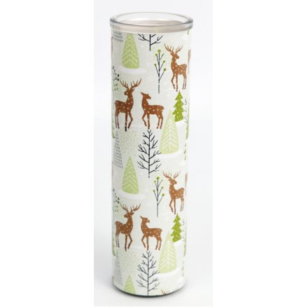 FIG & WOOD SAGE SCENTED CANDLE TUBE