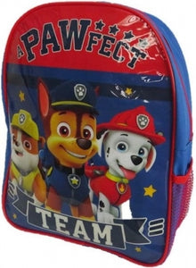 "Official PAW Patrol ""PAWFect Team"" Character Junior School Backpack"