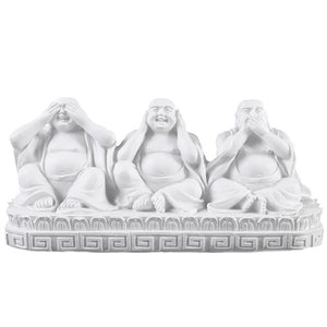 See, Hear, Speak No Evil Buddhas
