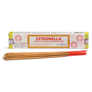 Stamford Masala Incense Sticks - Citronella