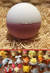Hidden Treasure Pokee Bath Bomb
