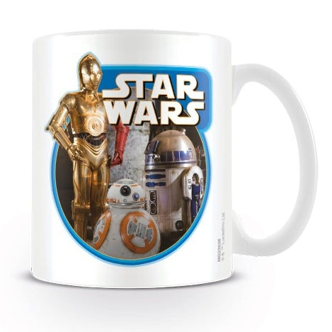Star Wars Boxed Mug Droids