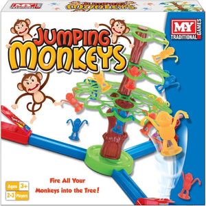 Traditional Family Classic Jumping Monkeys Game by M.Y