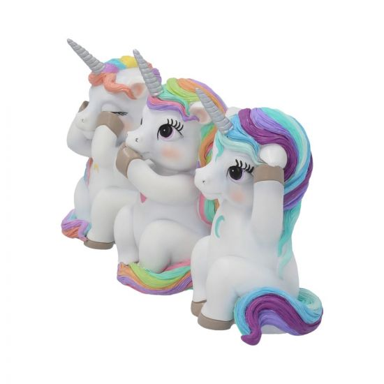 Three Wise Cutiecorns 9.5cm (PRE ORDER) Stock Due 02/11/20