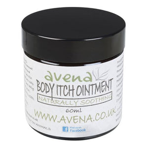 Body Itch Ointment