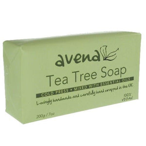 Tea Tree Soap Bar 200g