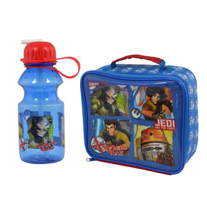 Star Wars Rebels Lunchbag & Water Bottle
