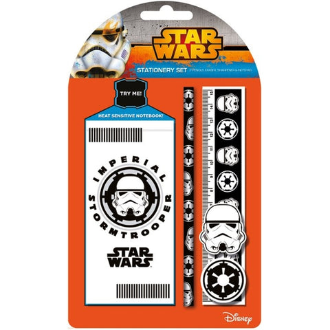 Star Wars Stationery Set Stormtrooper