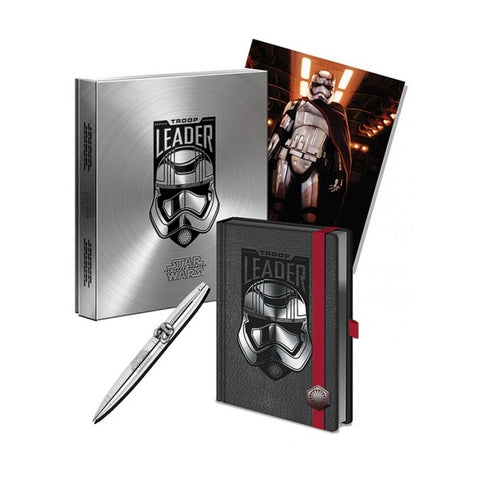 Star Wars Premium Stationery Box Set Cpt Phasma