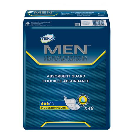 TENA Men Absorbent Guards