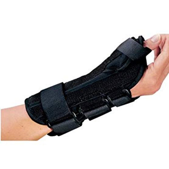 Donjoy Comfortform Wrist Brace with Abducted Thumb