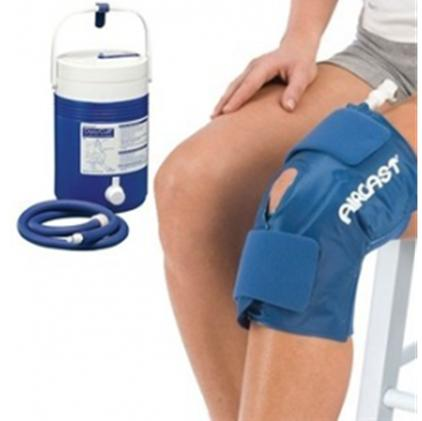 Cold Therapy Cooler w/Knee Pad