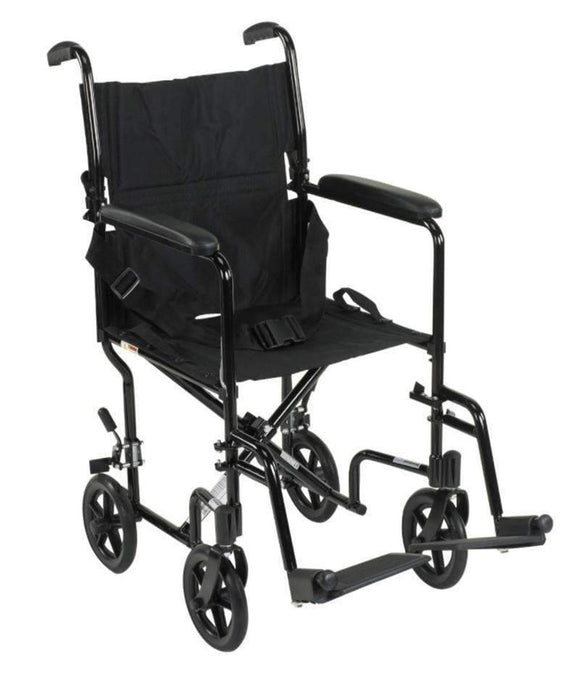Drive Aluminum Transport Chair 19