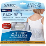 Obusforme Backbelt with Lumbar Support